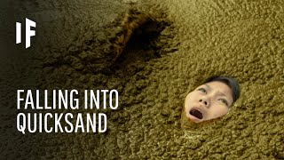 Download What Happens If You Fall Into Quicksand? Video