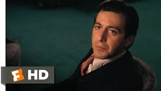 Download Don't Ever Take Sides Against the Family - The Godfather (7/9) Movie CLIP (1972) HD Video