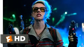 Download Ghostbusters (2016) - Battling the Ghosts Scene (9/10) | Movieclips Video