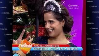 Download Para reír: Melania Urbina desde ″Al Fondo Hay Sitio″ actuó para La Revista Video