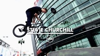 Download BMX - STEVIE CHURCHILL OSS 2014 Video