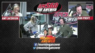 Download Chicago's Morning Answer - Taylor Mason - January 17, 2017 Video