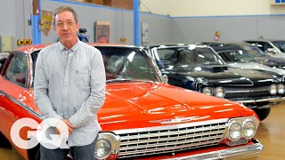 Download Tim Allen's Car Collection of Authentic American Made Motors - GQ's Car Collectors - Los Angeles Video