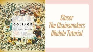 Download Closer- The Chainsmokers (ft. Halsey) UKULELE TUTORIAL Video