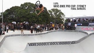 Download Final Bangers from Vans BMX Pro Cup: Sydney Video