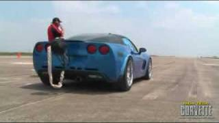 Download 231mph TT Corvette - The Texas Mile - May 2011 Video