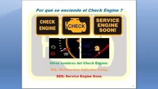 Download Por qué se enciende el Check Engine Video