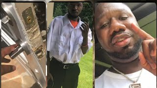 Download Migos CEO QC 'P' gets house shot up and broken in goes at neighborhood security and warns thieves Video