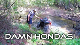 Download Gator Run Off-Road Park | Damn Hondas! Video