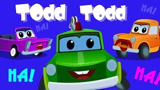 Download Todd Todd Nursery Rhymes For Kids And Babies | Fun rhymes for children Video