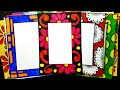 Download 25 compilation | Border designs on paper | border designs | borders for projects Video