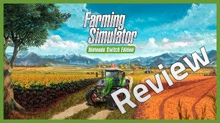 Download Farming Simulator Nintendo Switch Edition Review! Video