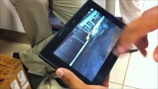 Download Blackberry Playbook at Al-Ghanim Video
