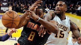 Download Dwight Howard Tries to Fight Lakers Fan Video