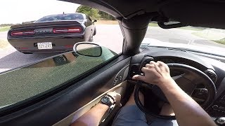 Download THIS OLD MAN IN A HELLCAT GETS DOWN!! Video