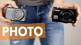 Download BEST VLOGGING CAMERA 2015 - CANON S120 VS. G7X Video