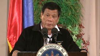 Download Philippines president recalls conversation with Donald Trump Video