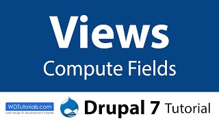 Download Drupal 7 - How To Get Product Of Two Views Fields Video
