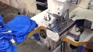 Download KANSAI SPECIAL SEWING MACHINE - DOUBLE FLATLOCK - DX-9904U/MJ1/NP Video