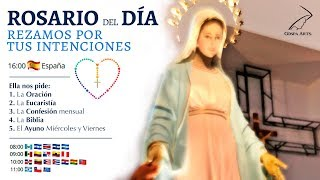 Download Santo Rosario internacional en Directo Miercoles 23 de octubre de 2019 16:00 h. Video