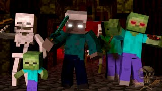 Download ♫ ″War″ - A Minecraft Parody song of ″Burn″ By Ellie Goulding ″Animated Minecraft Parody″ Video