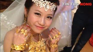 Download Đám cưới của cô dâu đeo nhiều vàng nhất ở Miền Tây Video