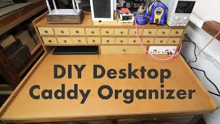 Download Ultimate DIY Small Parts Organization Caddy Video