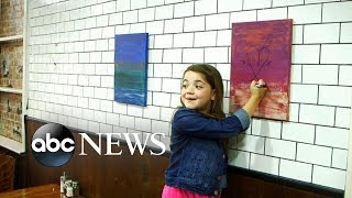 Download Young girl damages paintings for sale with markers l What Would You Do Video