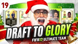 Download HOLY SH*T 3 INSANE LEGENDS ONE DRAFT TO GLORY FIFA 17 ULTIMATE TEAM #20 Video