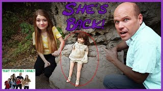 Download Is She Seeking Revenge? 24 Hours With Doll THE DOLLMAKER PART 3 / That YouTub3 Family Video