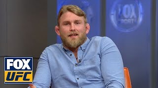 Download Alexander Gustafsson talks to UFC Tonight | INTERVIEW | UFC Tonight Video