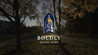 Download Boldly Notre Dame: The University of Notre Dame's Fundraising Campaign Video