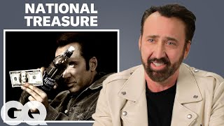 Download Nicolas Cage Breaks Down His Most Iconic Characters | GQ Video