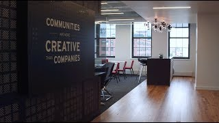 Download Tour Red Hat's new Boston office Video