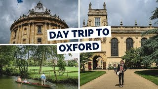 Download 15 Things to do in Oxford Travel Guide | Day Trip from London, England Video