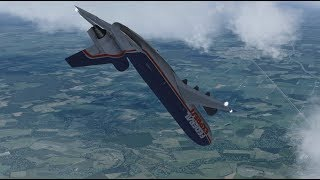 Download Fight For Your Life - Federal Express Flight 705 - P3D Video