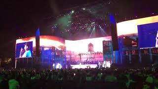 Download Eminem w/ 50 Cent - Patiently Waiting / I Get Money (Coachella 2018) Video