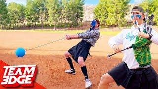 Download Weaklings Try Scottish Strongman Games!! Video