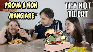 Download PROVA A NON MANGIARE CHALLENGE ( try not to eat react ) | Teen & Kids Vs Food - Marghe Giulia Kawaii Video