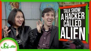 Download Cybersecurity & a Hacker Called Alien | SciShow Talk Show Video