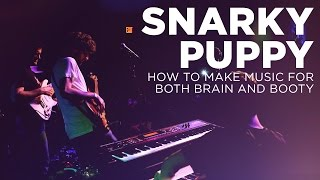 Download Snarky Puppy: How to Make Music for Both Brain and Booty Video