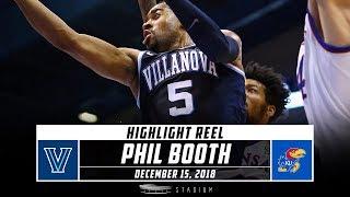 Download Phil Booth Highlights: Villanova-Kansas 2018 | Stadium Video