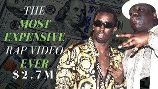 Download The Most Expensive Rap Video EVER! ($2.7Million) Video