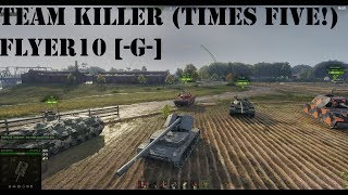 Download Team Killer flyer10 - Five Team Kills! Video