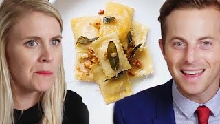 Download Home-Cooked Vs. $48 Pasta Video