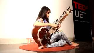 Download Sitar performance   Arfa Chaudhry   TEDxUET Video