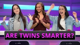 Download Veronica Merrell vs. Vanessa Merrell vs. Nia Sioux | Tap That Awesome App Video