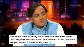 Download Shashi Tharoor argues why British Rule destroyed India, North Korea & Liberalism Video