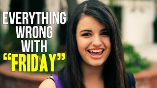 Download Everything Wrong With Rebecca Black - ″Friday″ Video