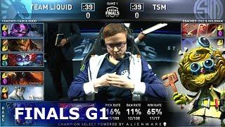 Download TL vs TSM - Game 1 | Finals S9 LCS Spring 2019 | Team Liquid vs TSM G1 Video